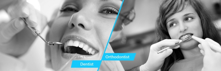 Difference between a Dentist and an Orthodontist